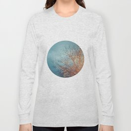 December Lights Long Sleeve T-shirt