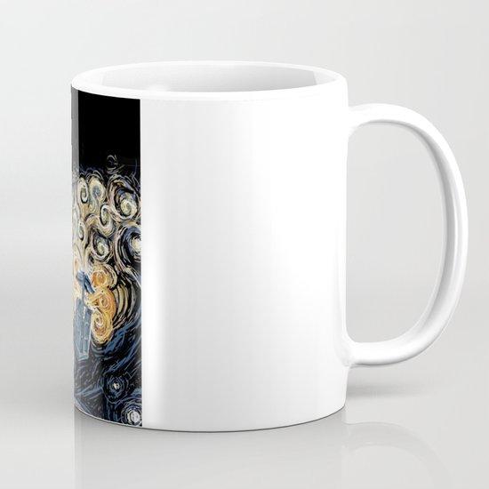 Doctor Who Van Gough Coffee Mug