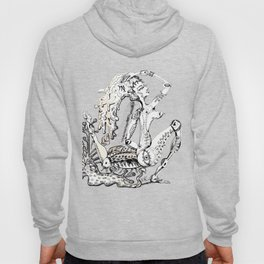 A woman as sign Virgo Hoody