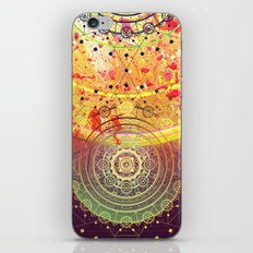 Chaos in Order iPhone Skin