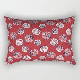 Japanese Handball / Temari (手毬) Rectangular Pillow