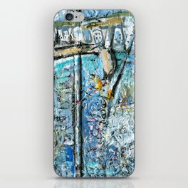 Harbour View iPhone Skin