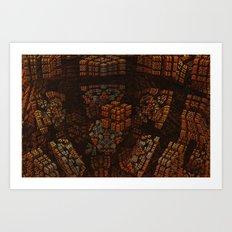 The Copper Archive Art Print