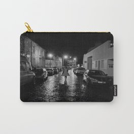 Kat on the Cobbles Carry-All Pouch