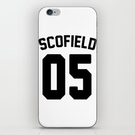 Scofy iPhone Skin