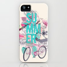 Summer Slim Case iPhone (5, 5s)