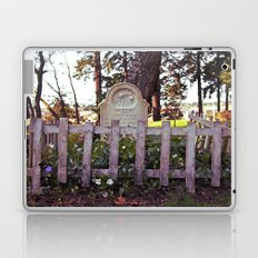 In loving memory Laptop & iPad Skin