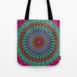 BoHo mandala Tote Bag