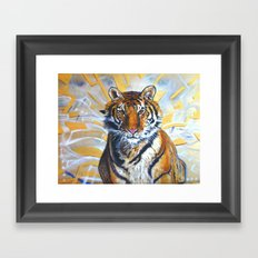 Majestic Aura Framed Art Print