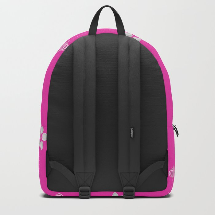 All girls love pink Backpack