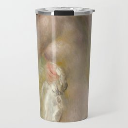 """Auguste Renoir """"La baigneuse"""" Travel Mug"""