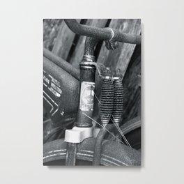 Firestone Bicycle Metal Print