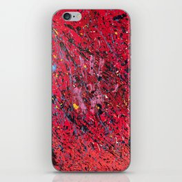Emotion on Canvas, 2016 iPhone Skin