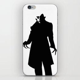 Dracula | Bela lugosi | Famous Monsters | Gothic Art iPhone Skin