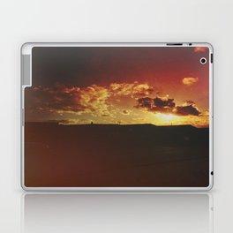 Burnt Sunrise Laptop & iPad Skin