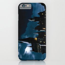 Hogwarts Watercolor  iPhone Case