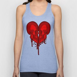 Eternal Valentine Unisex Tank Top