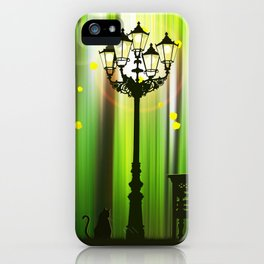 Spring In The Magic Forest iPhone Case