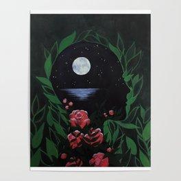Light Pools Poster