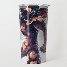 Galactic Battle Travel Mug