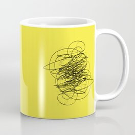 DEVOTIONAL SCRIBBLE Coffee Mug