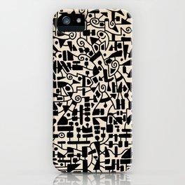 - micro - iPhone Case