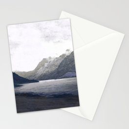In the deep heart's core Stationery Cards