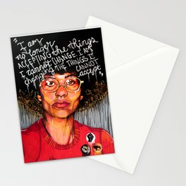 Ms. Davis Stationery Cards