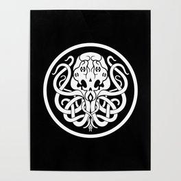 Cthulhu Symbol Poster