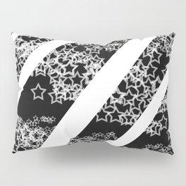 Flowing Stars #3 Pillow Sham
