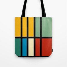 Abstract composition 23 Tote Bag