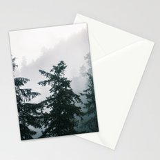 Forest Fog IX Stationery Cards