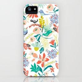 Gracie's Garden iPhone Case