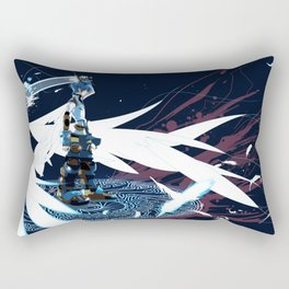 Divine entity Rectangular Pillow