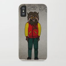 bad hair day no:5 / Thriller iPhone X Slim Case
