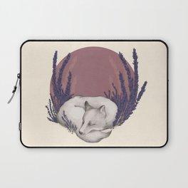 Fox & Lavender Laptop Sleeve