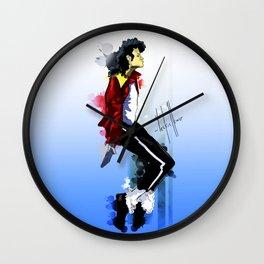 who's bad Wall Clock