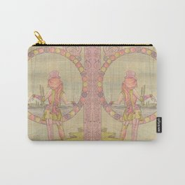 Steampunk Marionette Carry-All Pouch