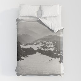 And may this be a lesson to you Duvet Cover