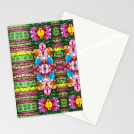 Tropical Boho Stationery Cards