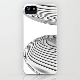 Twin Beans iPhone Case