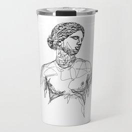 Aphrodite Greek Goddess Travel Mug