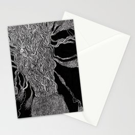 The Upheaval Stationery Cards