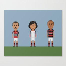 Flamengo Canvas Print