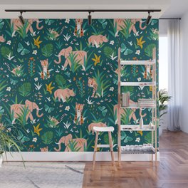 Endangered Wilderness Wall Mural