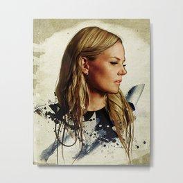 Jennifer Morrison Metal Print
