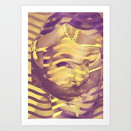 2 be Art Print