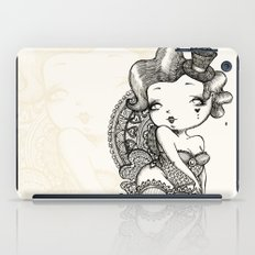 Chubby Burlesque iPad Case