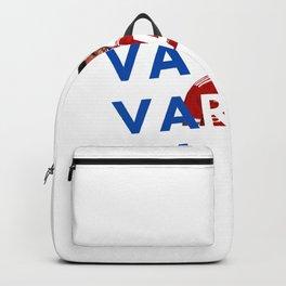 Varane is a Red ! Original Man utd tribute art. Backpack