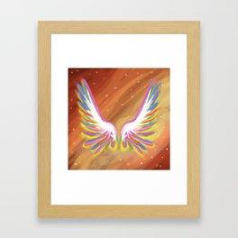 Avian Magic Framed Art Print